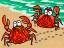 507 海久保平家蟹 1998年7月27日