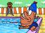 665 Swimming cap 7,Apr,1999