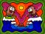 735 Happy surfin' 5,Aug,1999