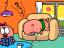 764 すわる→寝る 1999年9月21日