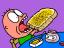 1061 Sesame toast 24,Apr,2001
