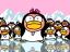 1231 でび子ペンギン 2002年1月18日
