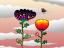 2819 花と花 2009年7月14日
