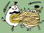 2861 たまご侍(強敵タマゴ麺) 2009年9月11日