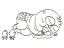 2968 寝る子は育つ 2010年2月25日