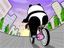 3641 Hi-leg Panda (Bicyle Commuter) 9,Nov,2012