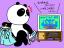 3697 Hi-leg Panda/Fortune-telling Program 30,Jan,2013