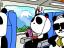 3699 Hi-Leg Panda/Business Trip 1,Feb,2013