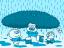 3742 傘アフロ 2013年4月5日