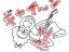 3744 ギタリス子  2013年4月9日
