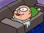 3829 Sleep on the sofa 9,Aug,2013