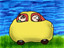 3830 Yellow Fat Car  12,Aug,2013