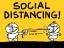5034 ソーシャル・ディスタンシング 2021年1月15日